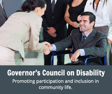 Governors Council on Disability